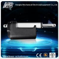 Quality Dc linear actuator with pot used in industry machine, with powerful load 12v for sale