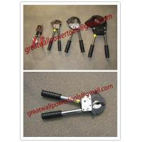 Wholesale Sales Cable cutter,wire cutter,quotation Cable cutter with ratchet system from china suppliers