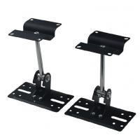 China Quality Heavy Duty Hifi Surround Sound Speaker Stand Audio System Ceiling Mount Bracket on sale
