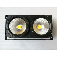 Wholesale Audience Blinder Light  200W COB LED 2 Eyes DMX Pure White Stage Lighting from china suppliers