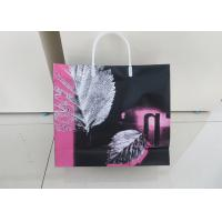 Wholesale Folding Custom Plastic Gift Bags , Eco Friendly Shopping Bags 140 MIC from china suppliers