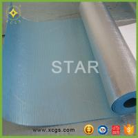 Wholesale Anti-glare XPE foam faced aluminum foil woven fabric insulation from china suppliers