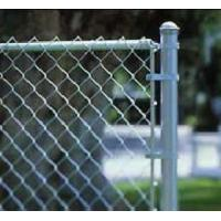 Wholesale hot galvanized chain link fence from china suppliers
