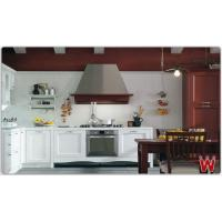 Buy cheap solid wood kitchen cabinet from wholesalers