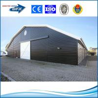 Quality low cost and high quality prefabricated H section steel structure industrial building shed warehouse for sale