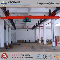 Wholesale China Made LX Model Bridge Crane On Rail from china suppliers