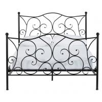 Wholesale Appealing metal frame bed with fashional style, durable with steel structure from china suppliers