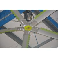 Wholesale Full size large diameter HVLS ceiling fans , high volume low speed ceiling fans from china suppliers