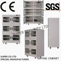 Wholesale CE SGS Customized Dehumidifier Electronic Dry Cabinet , RH Range 1 - 10% For audiovisual, precise instruments, food from china suppliers