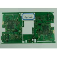 Wholesale 6 Layers Printed Circuit Prototype PCB Board For Computer Application / Lighting from china suppliers