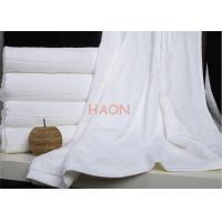 Quality Jacquard Towels  Hotel Bath Towels Guestroom Towel  With Customized Logo for sale
