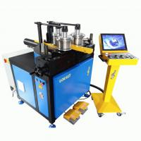 Wholesale Automatic CNC Pipe Bending Machine PLC Control For Carbon / Stainless Steel from china suppliers