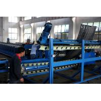 Wholesale Electric Control Super Span Roll Forming Machine / Arch Roof Forming Machine from china suppliers