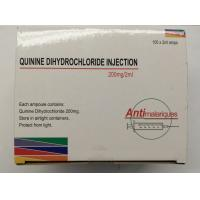 Wholesale Quinine dihydrochloride Injection 300 mg / mL Anti Malaria Medicine from china suppliers