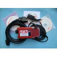 Quality Ford VCM OBD Diagnostic Tools with Mini VCM IDS R73, Land Rover v76, v128 Version for sale
