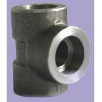 Wholesale A234 WPB barred tee fittings ANSI from china suppliers