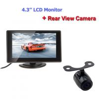 Wholesale 4.3 Inch Monitor With Car Rear View Camera from china suppliers