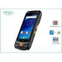 Buy cheap Build in NFC UHF Scan Code Smartphone Android 5.1.1 Rugged 4.7 Inch Phone from wholesalers