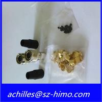 Wholesale low price high quality soldering 12pin metal electrical HRS cross connectors from china suppliers
