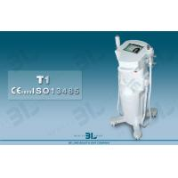 Wholesale Vertical 300J Tripolar Radio Frequency Machine , Tripolar Cellulite Reduction from china suppliers