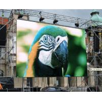 Wholesale Full Color Led Video Wall Rental Outdoor Aluminum Cabinet High Brightness from china suppliers