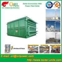 Wholesale Heat Insulation Boiler Stack Economizer In Thermal Power Plant Diesel Fuel from china suppliers
