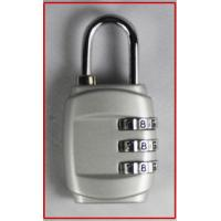 Wholesale good quality travel luggage lock, travel combination lock from china suppliers