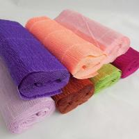 Wholesale Beautiful Decoration Crepe Paper Sheets For Hanging Decorations from china suppliers
