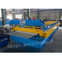 Wholesale 5.5kw Motor Corrugated Roll Forming Machine With Automatic Control System For Steel Plants from china suppliers
