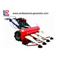 Wholesale FleGear Drive 5.15kw 8HP Agriculture Harvester Reaper / Rice Harvesting Machine from china suppliers