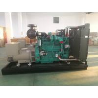 Buy cheap 25kVA -1650kVA Open Type Diesel Generator , Land Use Cummins Generator Set from wholesalers