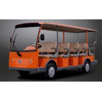 Wholesale 48V Battery Operated Electric Shuttle Bus For 14 Passenger Sightseeing from china suppliers