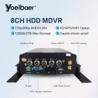 Wholesale 720P HDD Mobile DVR 3g Gps H.264 4CH Car Mobile DVR FHD DVR Video Recorder from china suppliers