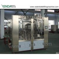 Wholesale 4000BPH Automatic  Bottling Equipment Pet Glass Liquid Filling Machines 3KW from china suppliers