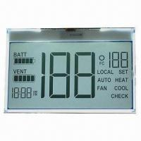 Wholesale Customized COG Static LCD Modules with Customized IC from china suppliers
