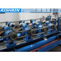 Wholesale Drived by Gear Box Roll Forming Machine for Purlin Exhibition Hall / Warehouse from china suppliers