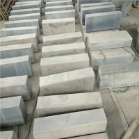 Wholesale China Granite Kerbs Dark Grey Granite G654 Granite Kerbstone Curbstone Flamed Surface from china suppliers