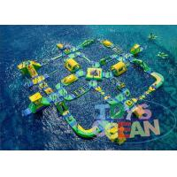 Wholesale Giant Commercial Inflatable Water Park For Children Floating CE from china suppliers