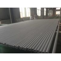 Wholesale Super Ferritic SS Steel Pipe Thick Wall SS Tube TP405 TP430 TP444 19.05mm X 1.65mm from china suppliers