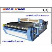 Wholesale Vision Laser Machine | Heat Tranfer Printing Fabric Cutting Machine with Scanning Camera from china suppliers