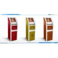 Wholesale Interactive Information Kiosk  & Internet Lobby Kiosk with A4 Printer ZT2081-A01 from china suppliers