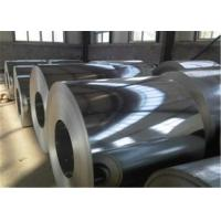 Wholesale OEM Boron Added Hot Dip Galvanized Steel , GI steel coil anti - fingerprint for oil construction from china suppliers