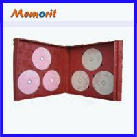 Wholesale Customised 700MB/ 8.5GB CD DVD Replication With Cardboard Book Shape Packing from china suppliers