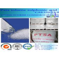 Quality Para Toluene Sulphonic Acid Foundry Chemicals CAS 104-15-4 For Medicine Industry for sale