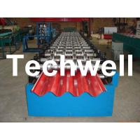 Quality Joint-Hidden Roof and Wall Cladding Panel Roll Forming Machine for sale