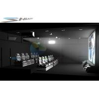 Wholesale 3D / 4D / 5D / 6D / 7D Movie Theater Cinema System With 3 DOF Motion Chair from china suppliers