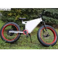 Wholesale 48V 20Ah Electric Mountain Bikes With Fat Tires And Lithium Ion Battery from china suppliers