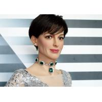 Wholesale Customization Handmade Lifesize Realistic Wax Sculptures Of Anne Hathaway from china suppliers