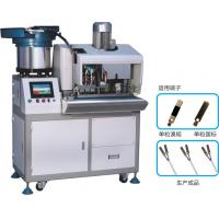 Wholesale Automatic Feeding Single Terminal Machine/Terminal Crimping Machine/Copper Terminal Crimping Machine from china suppliers