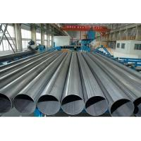 Wholesale Round Grade 20#  Welded Steel Pipe , HF Welding Carbon Steel ERW Pipe 12 Inch from china suppliers